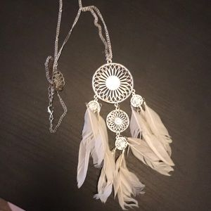 Jewelry - Dream catcher long necklace